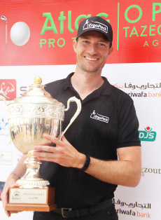 Tuniere: Pro Golf Tour - Open Tazegzout