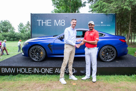 Gaganjeet Bhullar BMW International Open 2019