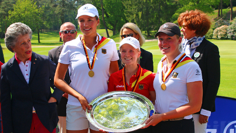 Golf4Ladies: 79. Internationale Amateur Meisterschaft