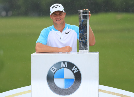 Alex Noren (SWE) Copyright BMW