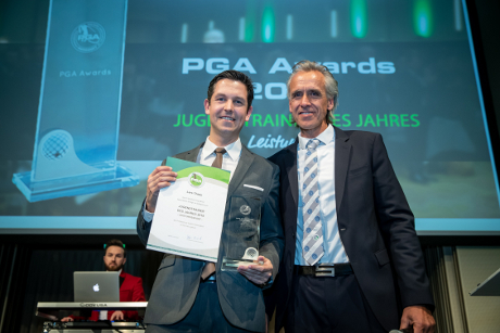 News: PGA of Germany - Jugendtrainer Awards