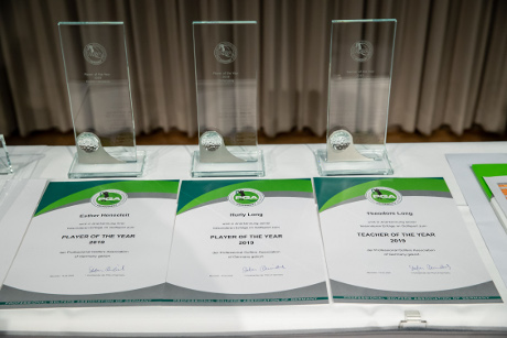 PGA of Germany – Awards 2019