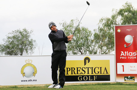 c Pro Golf Tour  - Liam Johnston