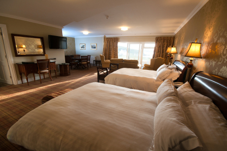 Rosapenna Hotel & Golf Resort Bayview Suite