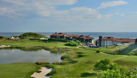 Bulgarien: amp golf - Thracian Cliffs