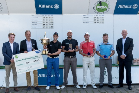 German PGA Championship 2016 powered by Allianz