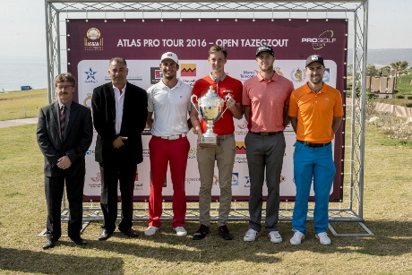 Turniere: Pro Golf Tour - Open Tazegzout 2016