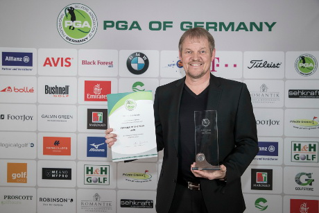 PGA Teacher of the Year 2016